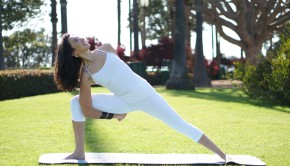 Private Yoga Santa Monica Brentwood Pacific Palisades Bel Air Venice Catherine Tingey