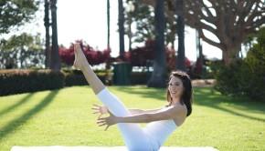 Private Yoga Santa Monica Brentwood Pacific Palisades Bel Air Venice Catherine Tingey