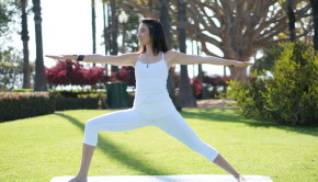 Private Yoga Instructor Catherine Tingey Los Angeles Brentwood Santa Monica Venice Pacific Palisades