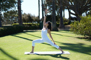 Private Yoga Instructor Catherine Tingey Santa Monica Pacific Palisades Brentwood Bel Air Los Angeles