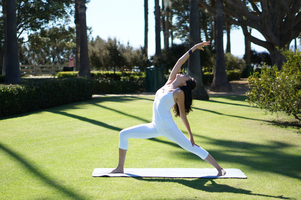Private Yoga Instructor Catherine Tingey Santa Monica Brentwood Pacific Palisades Los Angeles