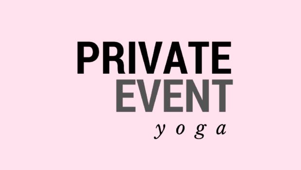 Private Yoga Instructor Santa Monica Los Angeles Private Event Yoga