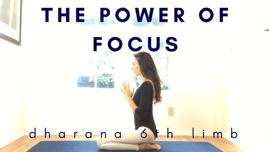 The Power of Focus Private Yoga Instructor Santa Monica Los Angeles Brentwood Pacific Palisades Bel Air Venice Marina del Rey