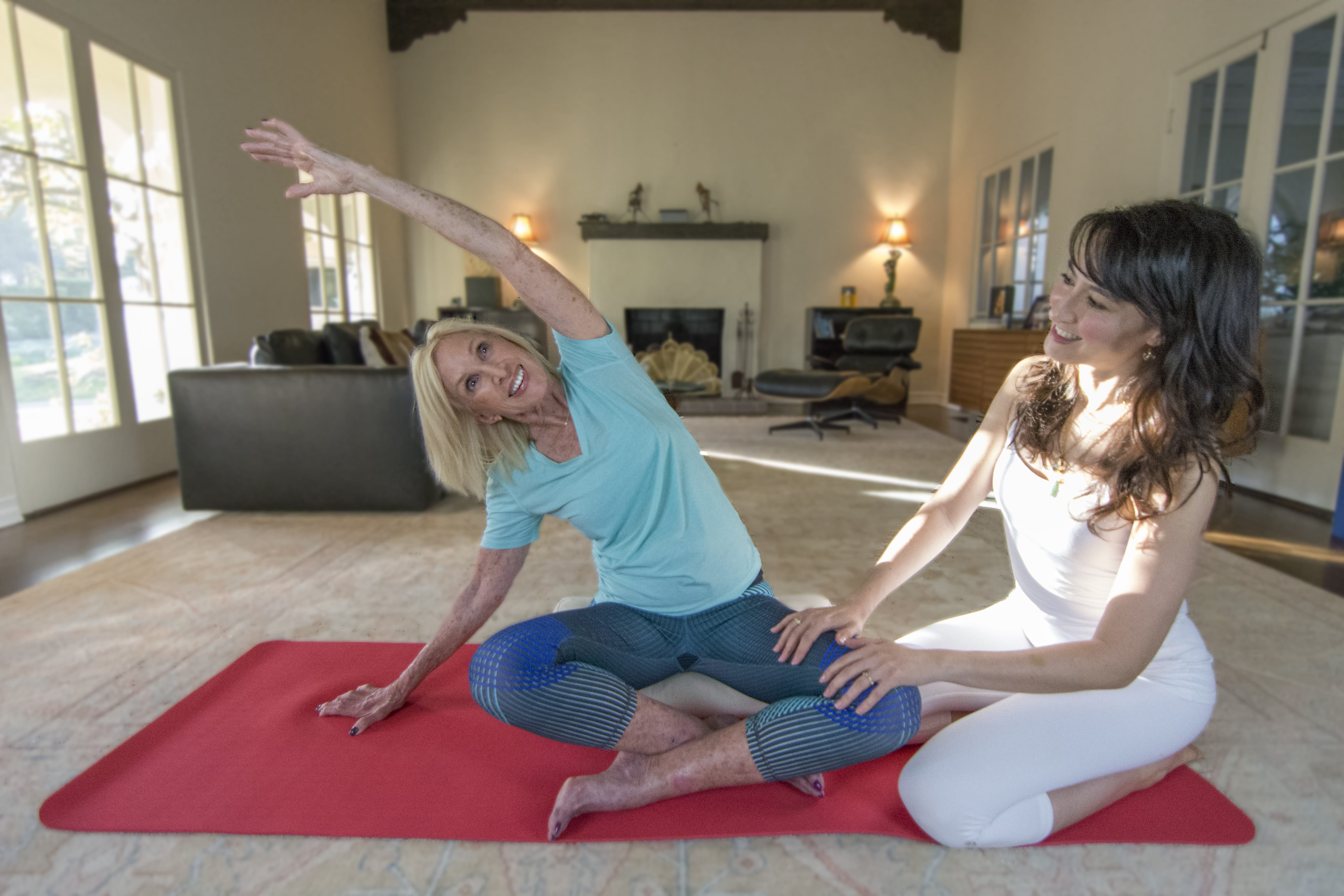 Private Yoga Instructor Santa Monica Los Angeles Brentwood Pacific Palisades Bel Air Venice Marina del Rey The Art of 1:1 Teaching