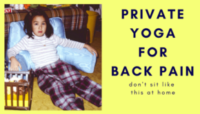 Private Yoga Instructor Santa Monica Los Angeles Private Yoga Therapy for Back Pain
