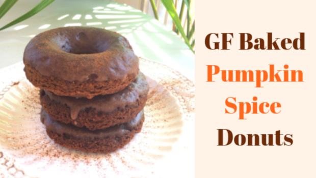 Private Yoga Instructor Los Angeles Santa Monica Gluten Free Baked Pumpkin Spice Donuts