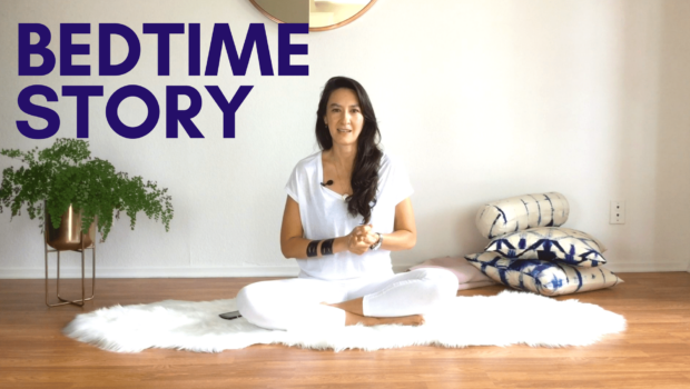 Private Yoga Instructor Los Angeles Santa Monica Bedtime Story