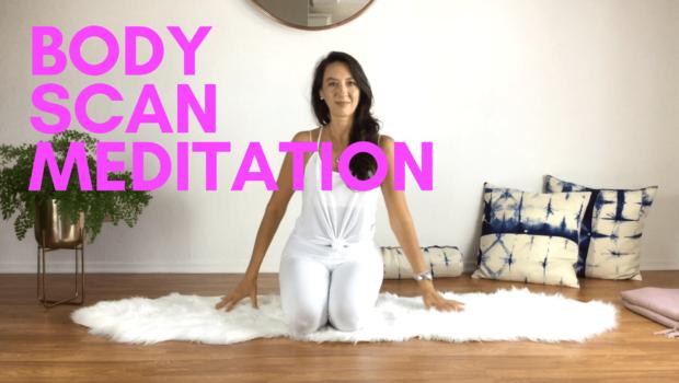 Private Yoga Instructor Los Angeles Santa Monica Body Scan Meditation