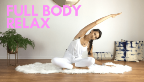 Private Yoga Instructor Los Angeles Santa Monica Full Body Relaxation Yoga