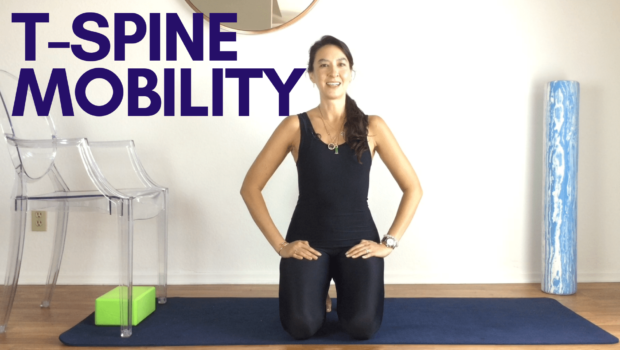 Private Yoga Instructor Los Angeles Santa Monica T Spine Mobility