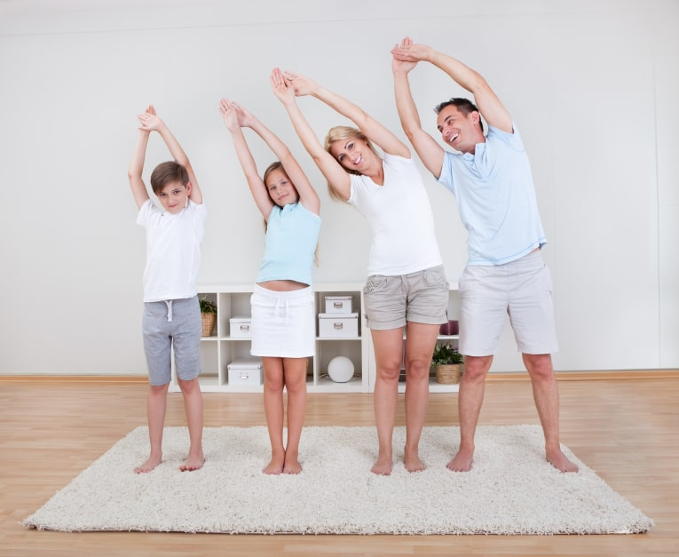 Private Yoga Instructor Santa Monica Los Angeles Yoga for Families