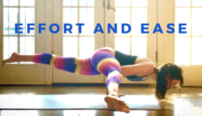 Private Yoga Instructor Santa Monica Los Angeles Effort and Ease