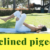 Private Yoga Instructor Santa Monica Los Angeles Reclined Pigeon