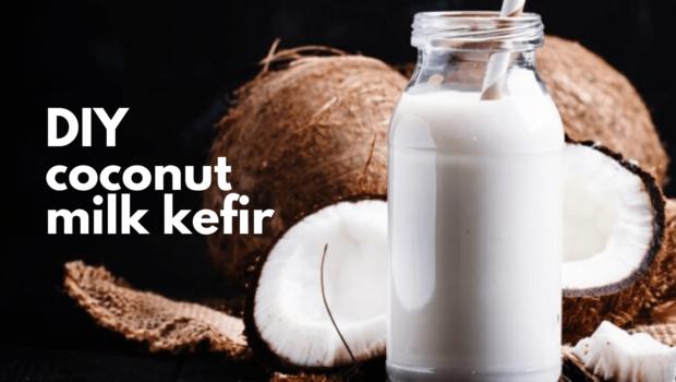Private Yoga Instructor Santa Monica Los Angeles DIY Coconut Milk Kefir