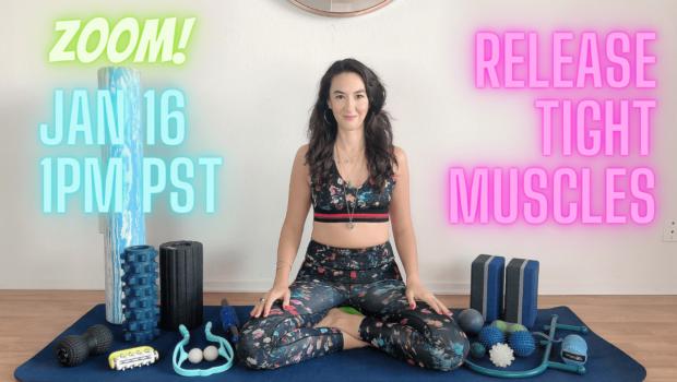 Private Yoga Instructor Santa Monica Los Angeles Myofascial Release Workshop